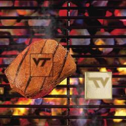 """Fanmats NCAA Fan Brand 2"""" x 2"""" - 2 pack"""