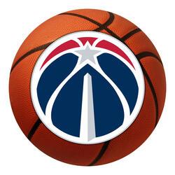 """Fanmats NBA Basketball Mat 29"""" Diameter"""