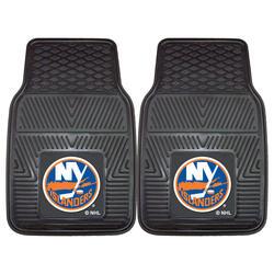 Fanmats NHL Heavy Duty Vinyl Car Mat Set