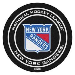 Fanmats NHL Puck Shaped Mat