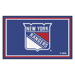"Fanmats NHL Area Rug 46"" x 72"""