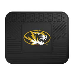 "Fanmats NCAA Backseat Utility Car Mat 14"" x 17"""