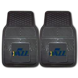 Fanmats NBA Heavy Duty Vinyl Car Mat Set