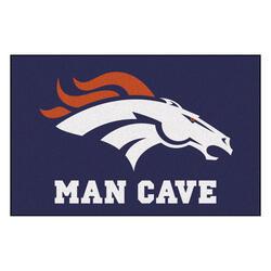 """Fanmats NFL Man Cave Starter Mat 20"""" x 30"""""""