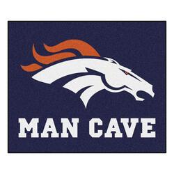 "Fanmats NFL Man Cave Tailgater Mat 60"" x 72"""