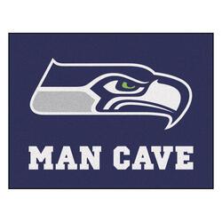 """Fanmats NFL Man Cave All-Star Mat 34"""" x 45"""""""