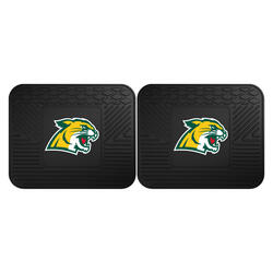 Fanmats NCAA Backseat Utility Car Mat - 2 pack