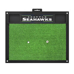 "Fanmats NFL Golf Hitting Mat 20"" x 17"""