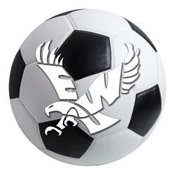 """Fanmats NCAA Soccer Ball Mat 27"""" Diameter"""
