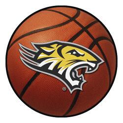 """Fanmats NCAA Basketball Mat 27"""" Diameter"""