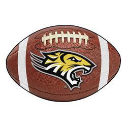 """Fanmats NCAA Football Mat 22"""" x 35"""""""