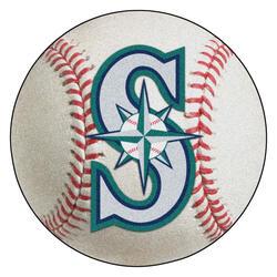 "Fanmats MLB Baseball Mat 29"" Diameter"