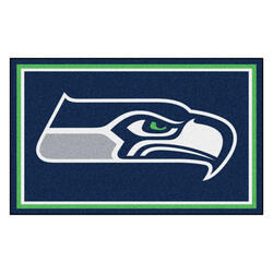 """Fanmats NFL Area Rug 46"""" x 72"""""""