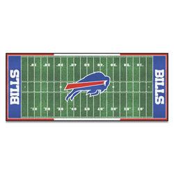 """Fanmats NFL Field Runner Mat 30"""" x 72"""""""