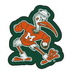 """Fanmats NCAA Mascot Mat 36"""" x 36"""""""