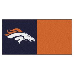 "Fanmats NFL Team Carpet Tiles 18"" x 18"" (45 sq.ft/ctn)"