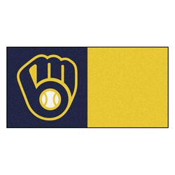 "Fanmats MLB Team Carpet Tiles 18"" x 18"" (45 sq.ft/ctn)"