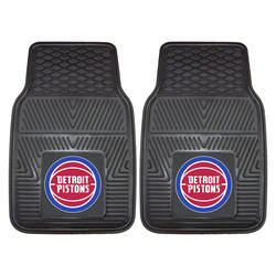 Fanmats NBA Heavy Duty Vinyl Car Mat Set