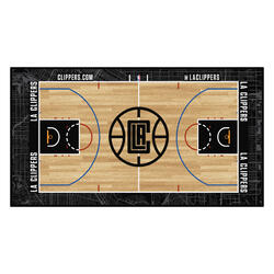 "Fanmats NBA Large Court Runner 29.5"" x 54"""