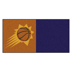 "Fanmats NBA Team Carpet Tiles 18"" x 18"" (45 sq.ft/ctn)"