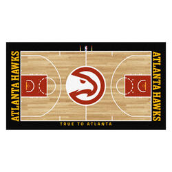 "Fanmats NBA Court Runner 24"" x 44"""