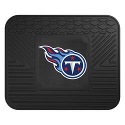 "Fanmats NFL Backseat Utility Car Mat 14"" x 17"""