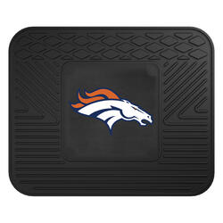 Fanmats NFL Backseat Utility Car Mat - 2 pack
