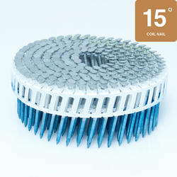 "FASCO 1-3/4"" x .092"" 15° Coil Siding Specialty Nails (800-Piece)"
