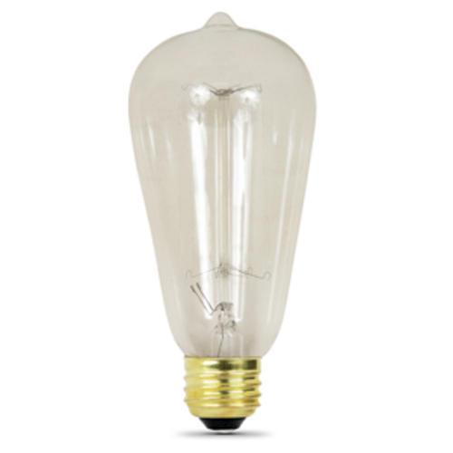40 watt vintage style original edison light bulb at menards. Black Bedroom Furniture Sets. Home Design Ideas