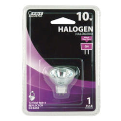 10 Watt Halogen MR11 Reflector Light Bulb