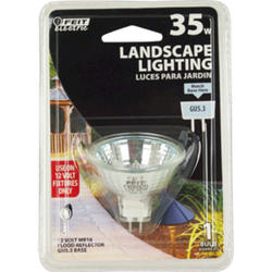 35 Watt Halogen MR16 Landscape Reflector Light Bulb