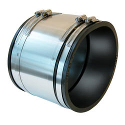 """10"""" x 10"""" RC ABS or Ductile Iron to ABS or Ductile Iron Coupling"""