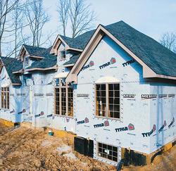 Typar 9' x 100' House Wrap