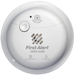 First Alert DC Dual Sensor Smoke Alarm