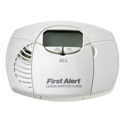First Alert Battery-Operated Carbon Monoxide Alarm with Digital Display