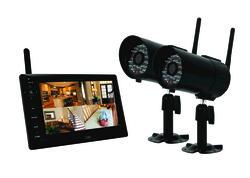First Alert Digital Wireless Camera and Monitor