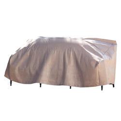 """Duck Covers Elite 87""""L Patio Sofa Cover with Inflatable Airbag"""