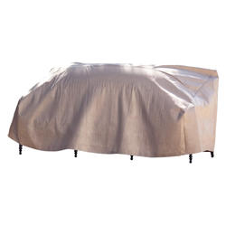 """Duck Covers Elite 93""""L Patio Sofa Cover with Inflatable Airbag"""