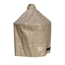 """Duck Covers Elite Large EGG Grill Cover - 46""""Dia x 53""""H"""