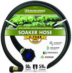 """Yardworks® 5/8"""" x 50' Soaker Garden Hose"""