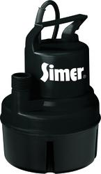 Portable/Submersible Utility Pump 1/6 HP