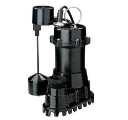 1/2HP Vertical Cast Iron Sump Pump