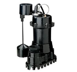1/3HP Vertical Cast Iron Sump Pump