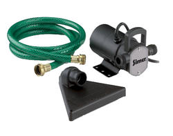 1/12 HP Mini Vac® - Multi-purpose Portable Utility Pump