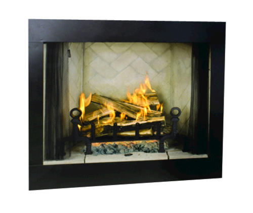 Ihp 36 Wood Burning Fireplace With Smooth Face Insert Only At Menards