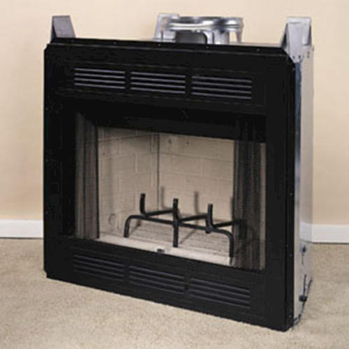 Comfort Flame 36 Custom Wood Burning Firebox Insert Only At Menards