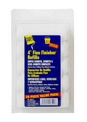 """FoamPRO® 4"""" Fine Finisher™ Foam Roller Refills - 10 pk."""