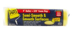 "FoamPRO® 9"" x 3/8"" Smooth Roller Cover"