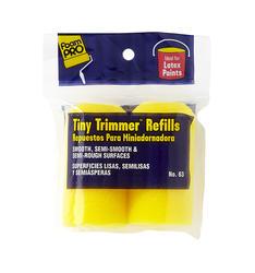 """FoamPRO® 2"""" Trim Roller Refills"""