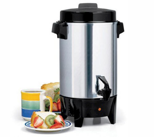Large Electric Coffee Maker : West Bend Coffee Urn - 36 Cups at Menards